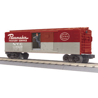 MTH MTH 30-79632 NYC BOX Car w Signal Man