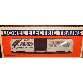 Lionel LNL 6-19937 1995 Toy Fair Car