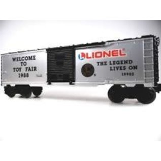 Lionel LNL 6-19902 1988 Toy Fair Box Car
