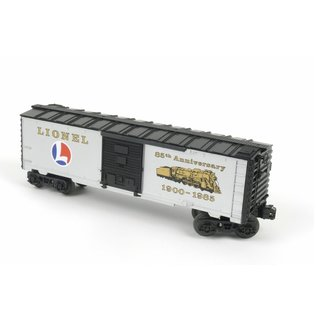 Lionel LNL 6-9484 Lionel 85th Anniversary Box Car
