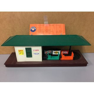 Lionel LNL 356 Operating Freight Station - complete