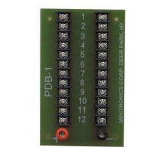 Miniatronics MIN PDB-1 Terminal Block