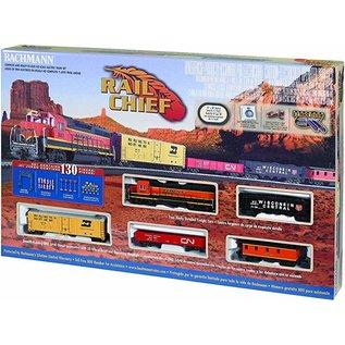 Bachmann BAC 706 BNSF Rail Chief