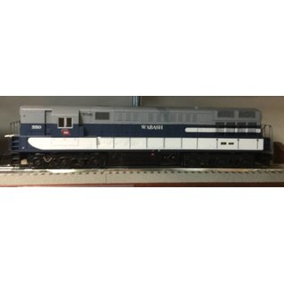 Lionel LNL 6-28307 Wabash Trainmaster  Legacy (PRE-OWNED) w/bx