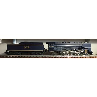 Lionel Lionel 8610 Wabash 4-6-2 Steam Engine w/ smoke- preowned w/ box