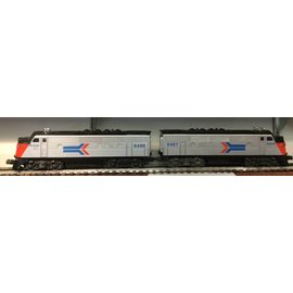 Lionel Lionel 8466 & 8467 Amtrak F-3 A-A set