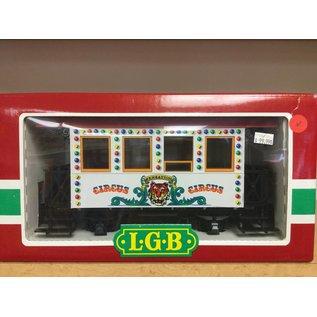 LGB LGB 3036 Circus Passenger Car