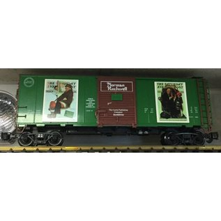 Aristo Craft ART 46041-3 Norman Rockwell Box Car