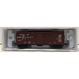 Atlas ATL N 50002764 USRA Single Sheathed Box Car C&NW 41360