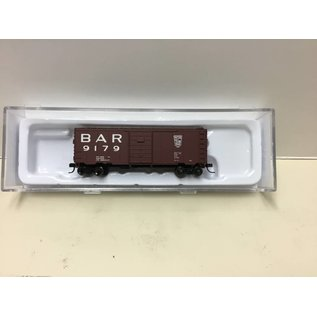 "Atlas ATL 50002652 B&A PS-1 ""N"" Box Car"