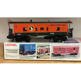 Lionel LNL 6-6438 G.N. Bay Window Caboose