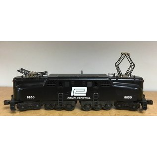Lionel LNL 6-8850 Penn Central GG-1 - black