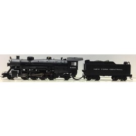Bachmann BAC 54304 NYC 2-8-2 Steam Loco