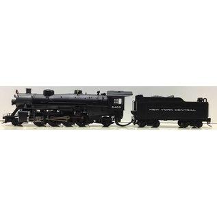 Bachmann BAC 54304 NYC 2-8-2 Steam Loco