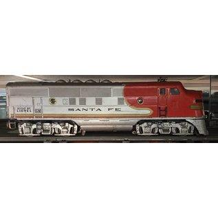 Lionel Lionel 2353 Santa Fe F3-A Locomotive