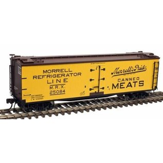 Atlas ATL 50002680 40' Wood Reefer Morrell 25084