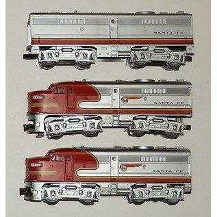 K-Line K-LINE 2126/2127 SF A-B-A Set