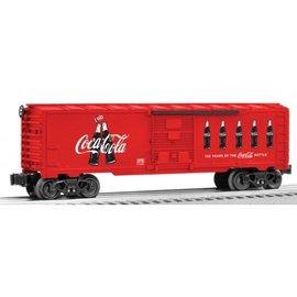 Lionel LNL 6-82690 Coca Cola Anniv. Box Car