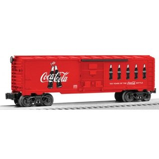 Lionel LNL 6-82690 Coca Cola Anniv. Box Car