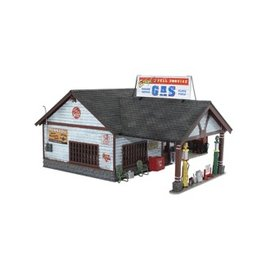 Woodland Scenics WLS BR5048 Ethyl's Gas & Service