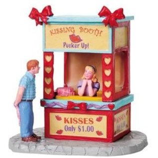 Carole Towne Collection CTC 156671 Kissing Booth