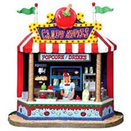 Carole Towne Collection CTC 156673 Candy Apple Stand