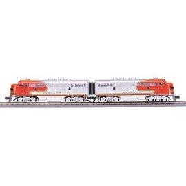 """MTH MTH 20-2151-1 AT&SF """"A-A"""" F-3 Diesel (20-2151LP)"""