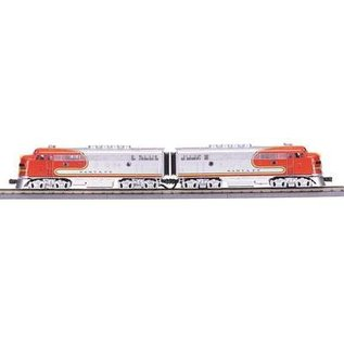 MTH MTH 20-2151-1 AT&SF A-A F-3 Diesel (20-2151LP) PRE-OWNED w/bx