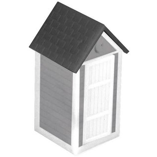 MTH MTH 30-90001 Outhouse