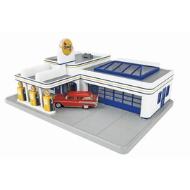 MTH MTH 30-9195 Sunoco Operating Gas Station
