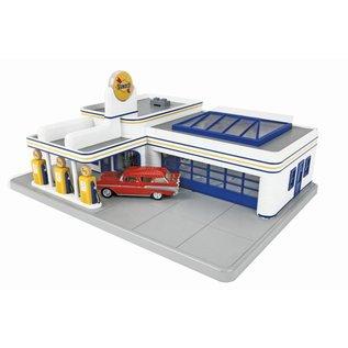 MTH MTH 30-9195 Sunoco Operating Gas Station