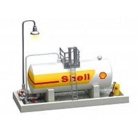 Lionel LNL 6-83241 Shell Oil Storage Tank w/Light