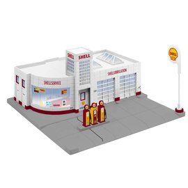 Lionel LIONEL 6-84496 SHELL Gas Station