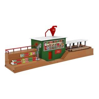 Lionel LNL 6-82050 Santa's W.S. Sawmill