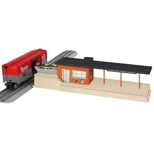Lionel LNL 6-37975 SP Operating Freight Terminal