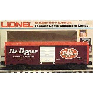 Lionel LNL 6-7811 Dr. Pepper Car