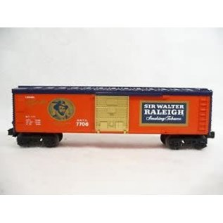 Lionel LNL 6-7706 Sir Walter Raleigh Box Car