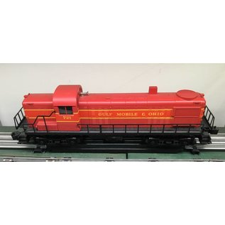 Lionel LNL 6-18554 G.M.& O. RS-3 Diesel switcher (PRE-OWNED) w/bx