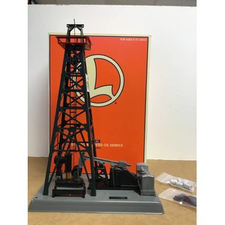 Lionel LNL 6-12944 Sunoco Animated Oil Derrick
