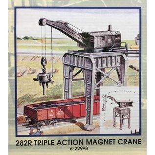Lionel LNL 6-22998 282R Triple Action Magnet Crane