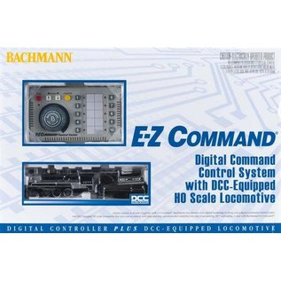 Bachmann BAC 44930 CMD. 0-6-0 Steam Loco