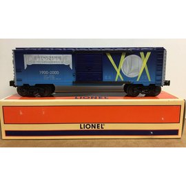 Lionel LNL 6-29204 Century Club Box Car