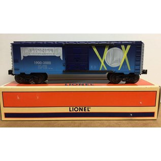 Lionel LNL 6-29204 Century Club Box Car