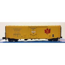 Atlas ATL 8863 Nap. Jct. #801 50' plug door box car