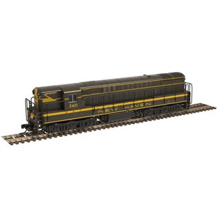 Atlas ATLAS 10002226 NH Trainmaster (HO)