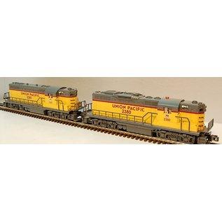 Lionel LIONEL 6-11956 U.P. GP-9 Powered/Dummy pair