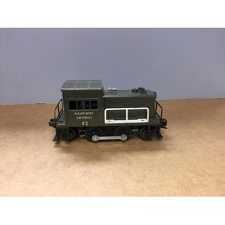 Lionel Lionel 42 Picatinny Arsenal Locomotive
