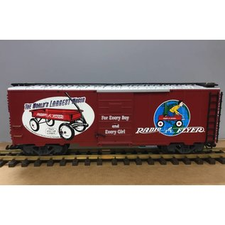 LGB LGB 40915 Radio Flyer Box Car  PRE-OWNED n/bx