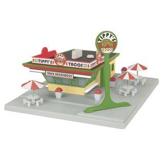 MTH MTH 30-90085 Tippy's Tacos Restaurant