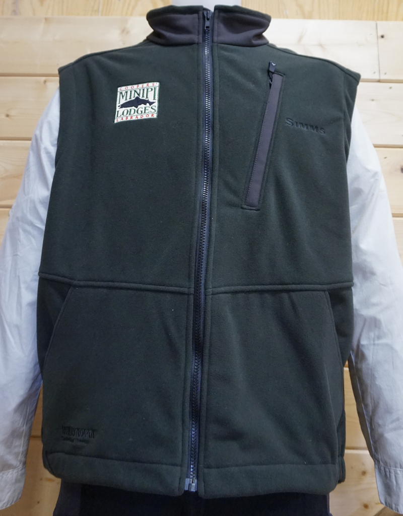 Simms Windstopper DL Vest